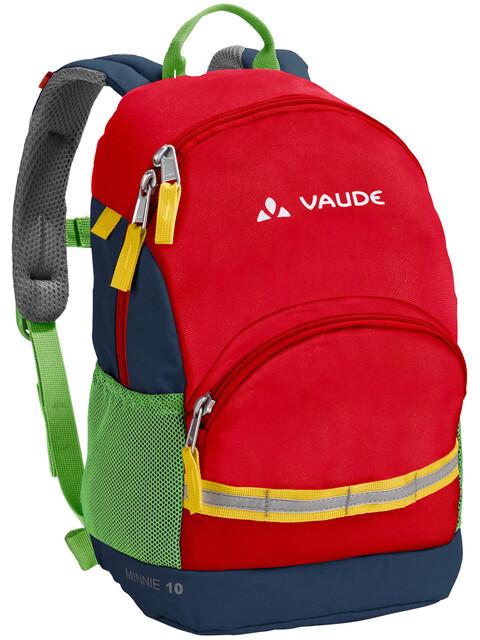 VAUDE Minnie 10 Daypack marine/red